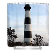 Light House 6 Shower Curtain