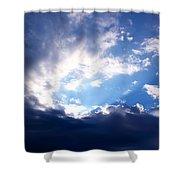 Light IIi Shower Curtain