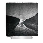 Light Nexus By Jammer Shower Curtain