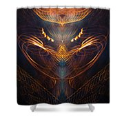Light Of My Soul Shower Curtain