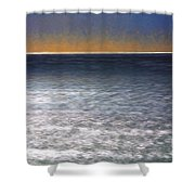 Light On Water Shower Curtain
