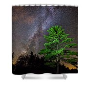 Light Up Your Life Shower Curtain