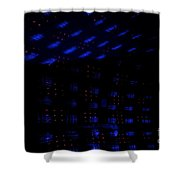 Light Work - 8  Shower Curtain