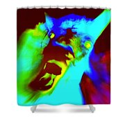 Come On Baby Light Me Up Or Leave Me In The Darkness Forever    Shower Curtain