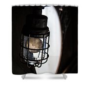 Lighted Way Shower Curtain