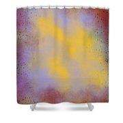 Lightness Within Shower Curtain
