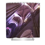 Lights And Shadows Shower Curtain