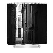 Light's Passage - Venice Shower Curtain