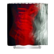 lights 'VI Shower Curtain