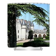 Like A Fairytale - Chateau Amboise Shower Curtain