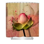 Lily My Lovely - S03d4 Shower Curtain