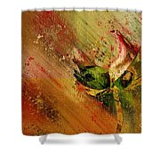 Lily My Lovely - S23ad Shower Curtain