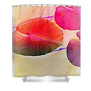 Lily Pad 2 Shower Curtain