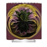 Lily Portal Shower Curtain