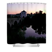 Limburg Dawn Shower Curtain