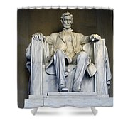 Lincoln Shower Curtain