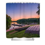Lincoln Trail State Park Shower Curtain