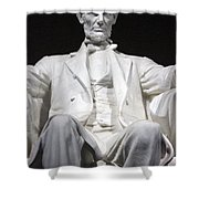 Lincoln1 Shower Curtain
