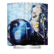 Linda Perry - 4 Non Blondes Shower Curtain