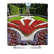 Linderhof Palace Gardens - Bavaria - Germany Shower Curtain