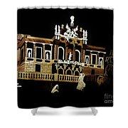 Linderhof Palace_2 Shower Curtain
