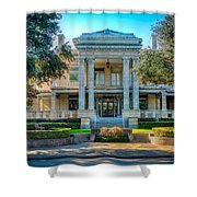 Link Lee Mansion Shower Curtain