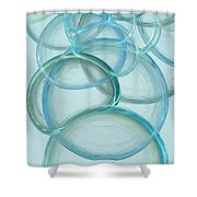 Linked Shower Curtain