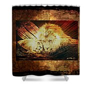 Lion Tapestry - Soulmates Shower Curtain