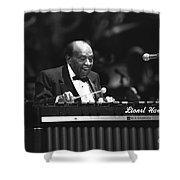 Lionel Hampton Shower Curtain
