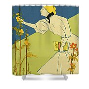 Lippincotts May Shower Curtain