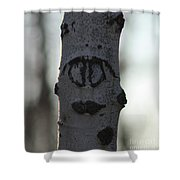 Lips Shower Curtain