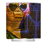 Liquid Lips  Shower Curtain