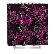 Liquified Colors Phone Cases Shower Curtain