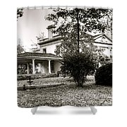 Liriodendron Shower Curtain