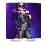 Lisa Lisa Shower Curtain