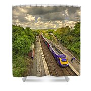 Liskeard Hst Shower Curtain