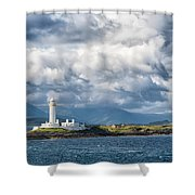 Lismore Lighthouse Shower Curtain