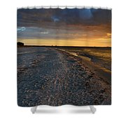 Listen To The Whispers Of Nature Shower Curtain