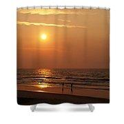 Litchfield Sunrise Shower Curtain