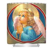 Little Angel Shower Curtain