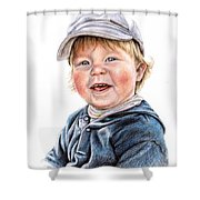 Little Boy Shower Curtain