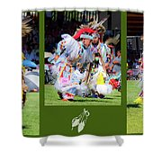 Little Competitors Shower Curtain
