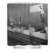 Little Composers II Shower Curtain