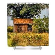 Little House On The Prairie Shower Curtain
