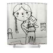 Little Love Shower Curtain