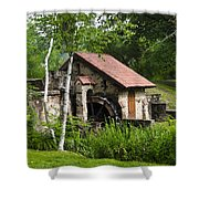 Little Mill Eastern State College Shower Curtain