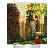 Little Paradise II Shower Curtain