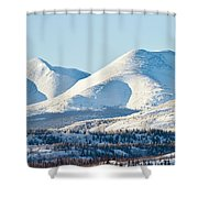 Little Peak Shower Curtain