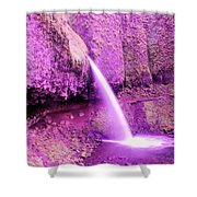 Little Pony Tail Falls  Shower Curtain