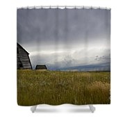 Little Remains Shower Curtain